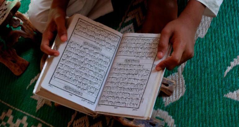 """Une """"taxe halal"""" pour financer les écoles et lieux de culte musulmans, une des recommendations de l'Institut Montaigne."""