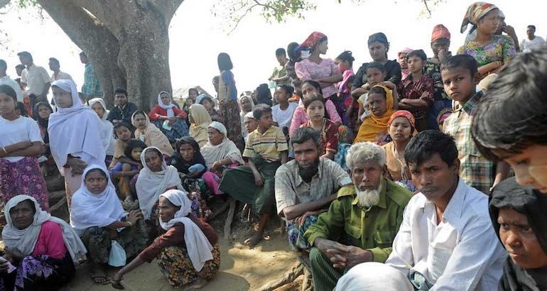 Situation grave pour les Rohingya en Birmanie.