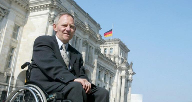 """Leministre allemand des Finances, Wolfgang Schäuble, appelle à un """"islam allemand""""."""