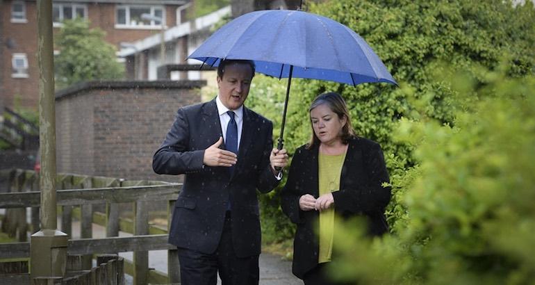 L'ex-Prmeier ministre britannique David Cameron avait chargé Louise Casey d'un rapport sur l'état de l'intégration des communautés et minorités religieuses du pays.