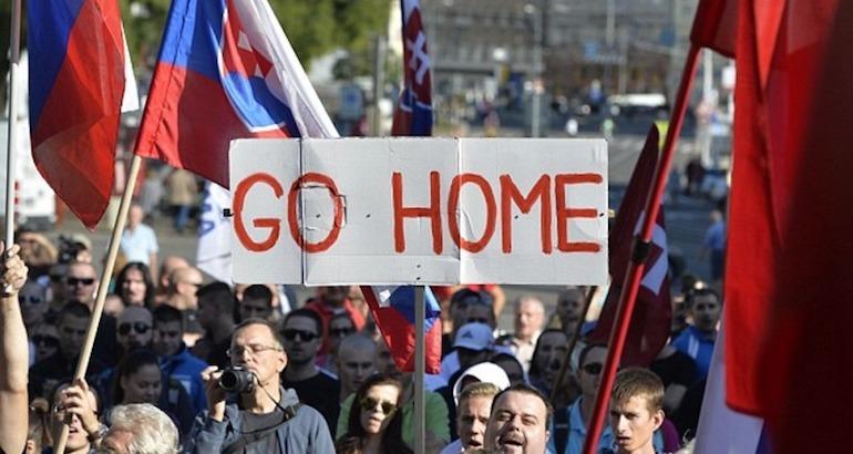 Les Slovaques rejettent toute reconnaissance officielle possible de l'Islam.