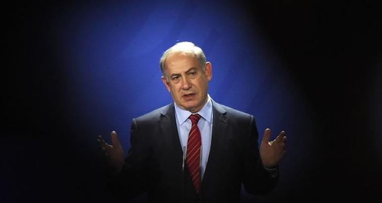 Premier ministre israélien.