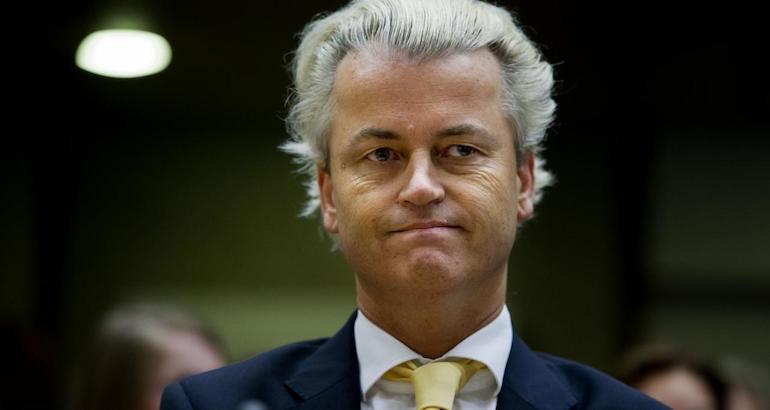 Aux Pays-Bas, le député nationaliste Geert Wilders a été seulement condamné pour discrimination.