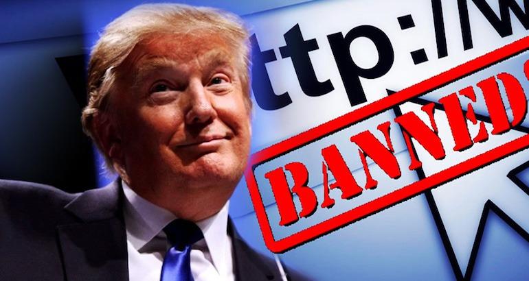 base, Twitter, Google & Co ne coopéreront pas avec Trump sur sa base de données des Musulmans
