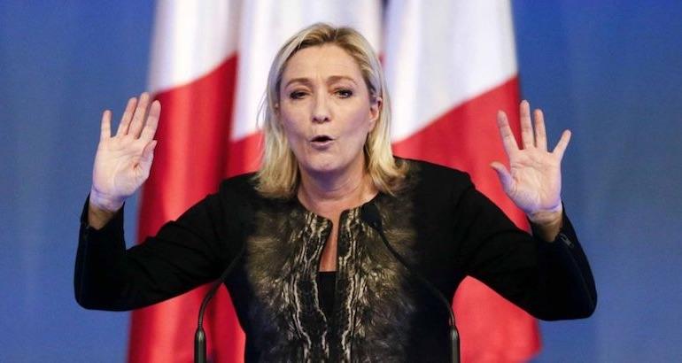 La présidente du FN a inspiré le terroriste de Québec.