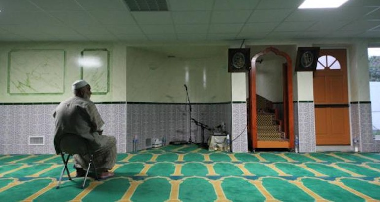 Mosquée de Montfermeil.