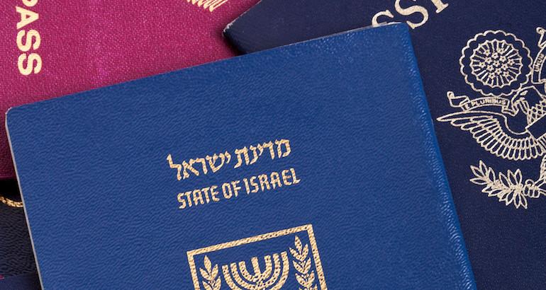 Les détenteurs d'un passeport israélien, même nés ou ressortissants d'un des sept pays bannis par Trump, gardent le droit de voyager aux Etats-Unis.