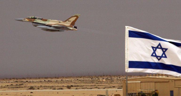 Israel-avion-chasse