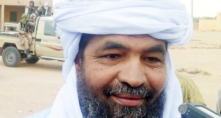 L'ancien chef d'Ansar Dine, Iyad Ag Ghali, devient maintenant le leader de Jamaat Nasr al Islam wal Muslimin.