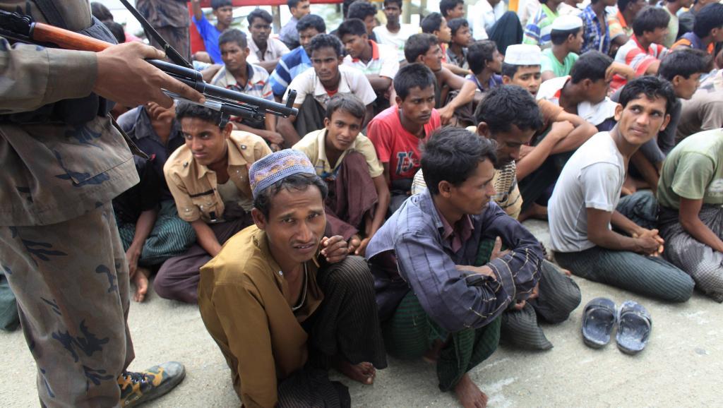 La Birmanie rejette l'enquête de l'ONU sur les exactions commises à l'égard des Rphingyas