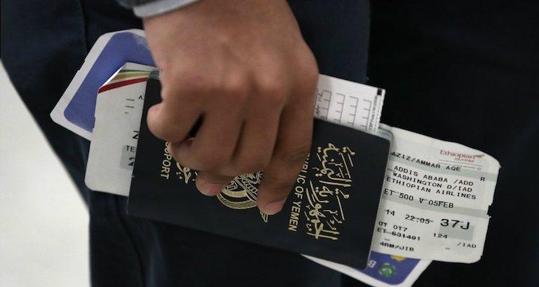 Donald Trump a signé hier une version remaniée de son décret anti-migratoire.