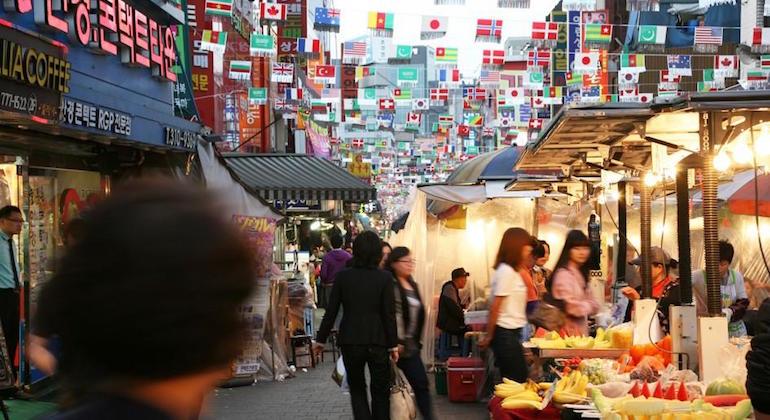restaurants, Corée du sud, halal, musulman, La Corée du Sud prévoit d'ouvrir plus de restaurants « muslim-friendly »