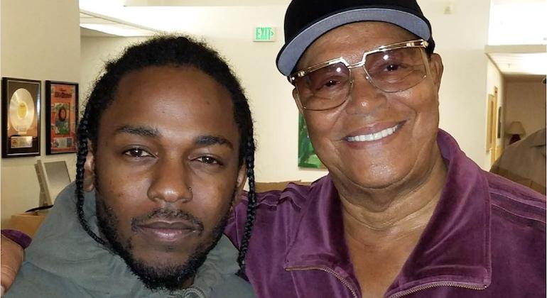 rap, hiphop, Kendrick Lamar, Louis Farrakhan, Nation of Islam, Le rappeur Kendrick Lamar a rencontré le dirigeant de Nation of Islam