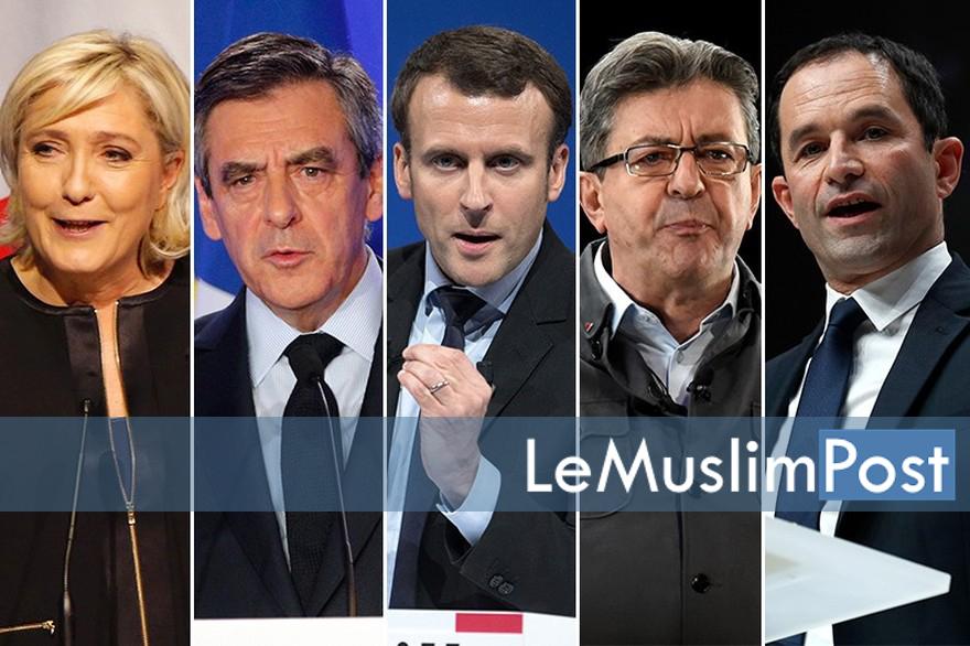 , Présidentielle 2017 :  pour qui ont voté les musulmans ?