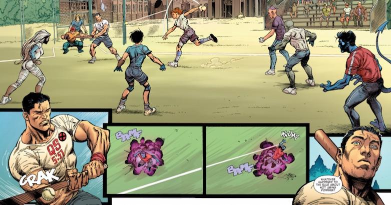 , Un dessinateur de Marvel cache un verset du Coran dans « X-Men: Gold »