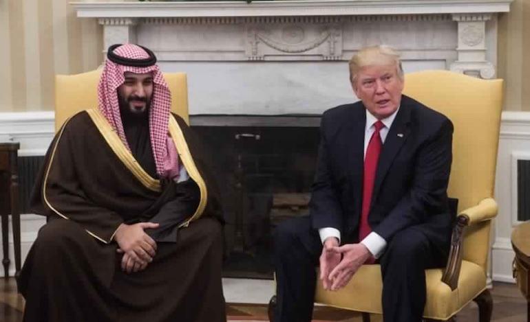 , Les Etats-Unis veulent rapprocher Israël et l'Arabie Saoudite
