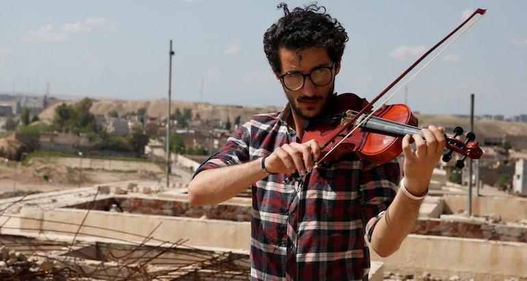amin-mokdad-mossoul-concert-violon