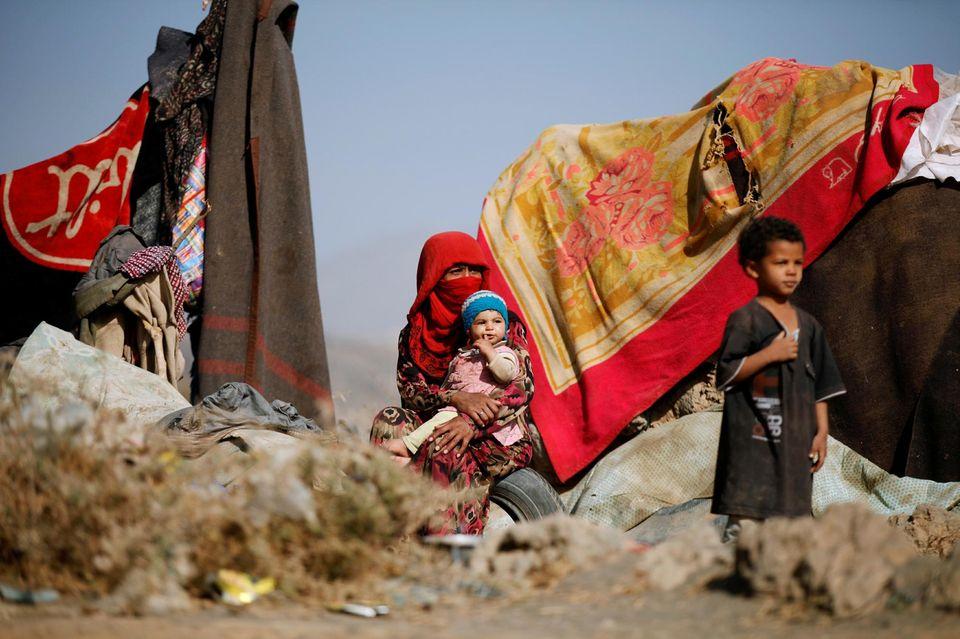 Hasil gambar untuk la guerre yemen