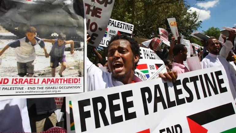 , L'Afrique du Sud veut rétrograder son ambassade en Israël