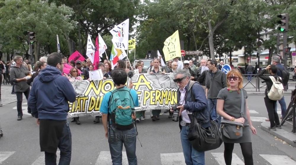 , Etat d'urgence permanent : «Nos libertés sont en train d'être bafouées »