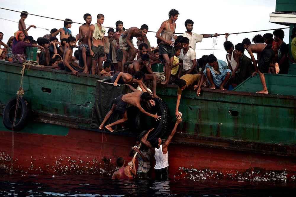 Les musulmans rohingyas continuent de subir des persécutions — Birmanie