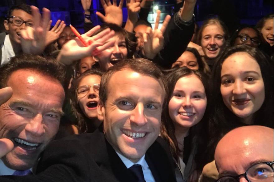 , Sommet sur le climat: Emmanuel Macron peut-il se poser en modèle?
