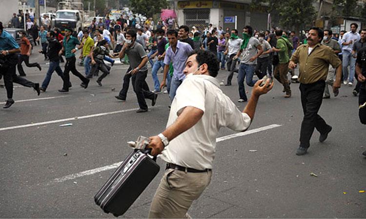 Nouvelle journée de manifestations en Iran