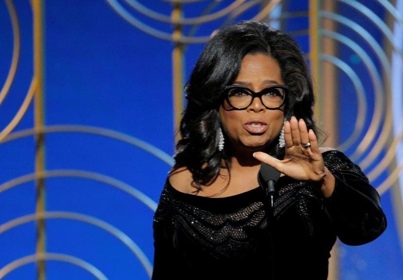 Découvrez son discours puissant aux Golden Globes — Oprah Winfrey