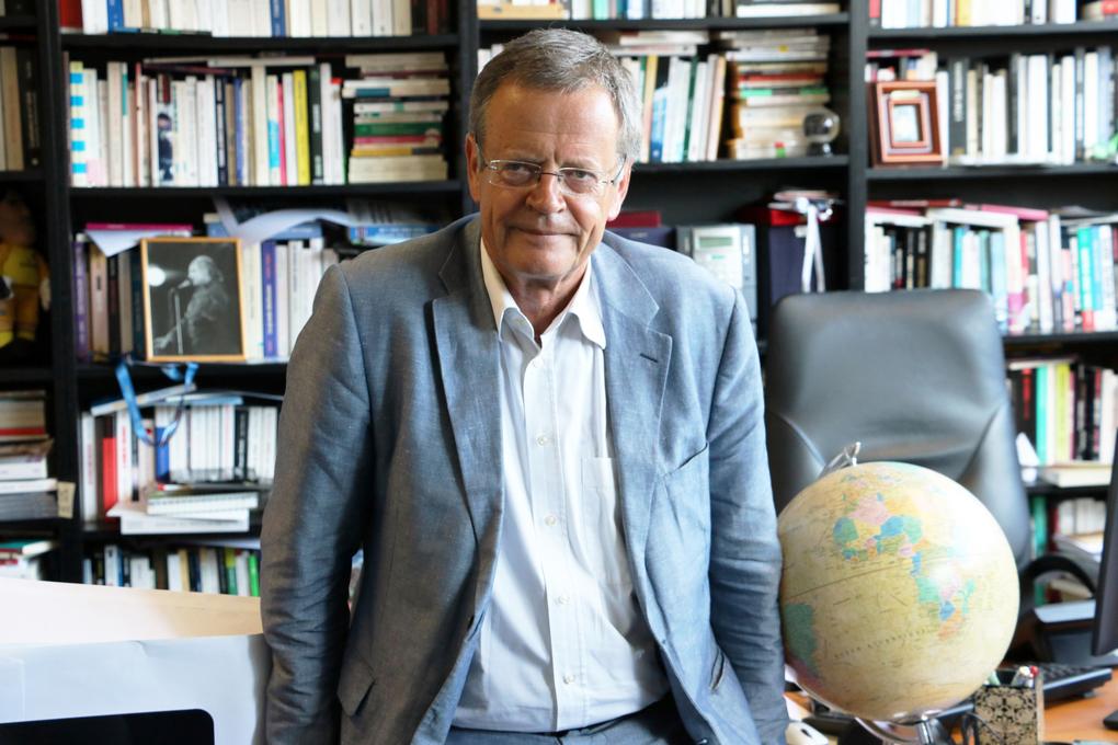 Le voyage mouvementé de Pascal Boniface en Israël