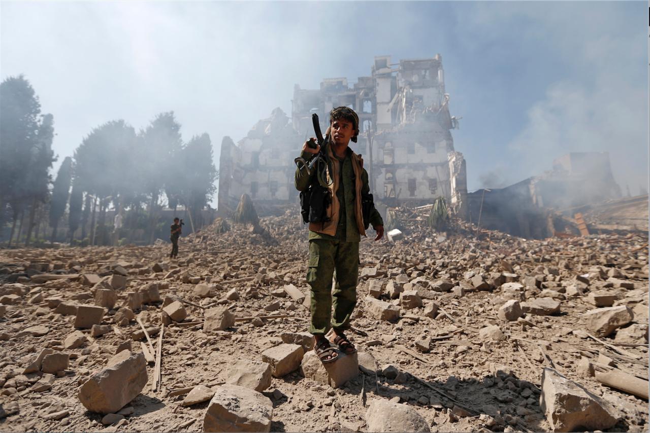 La Norvège bloque les livraisons d'armes aux Emirats — Guerre au Yémen