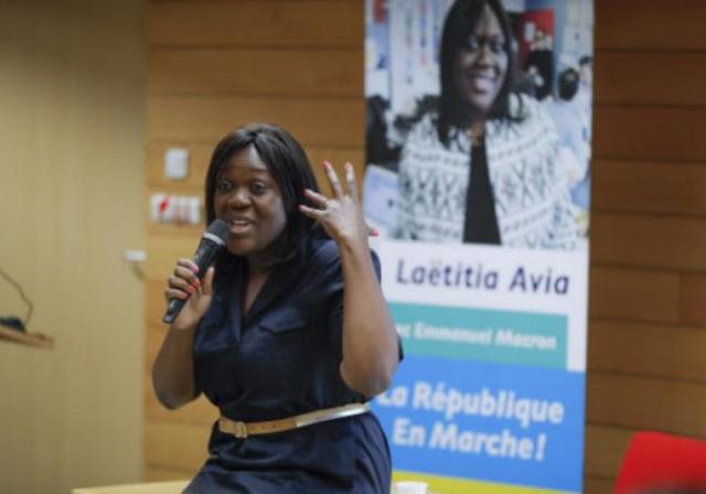 L'intégralité de la lettre raciste envoyée à la députée — Laetitia Avia
