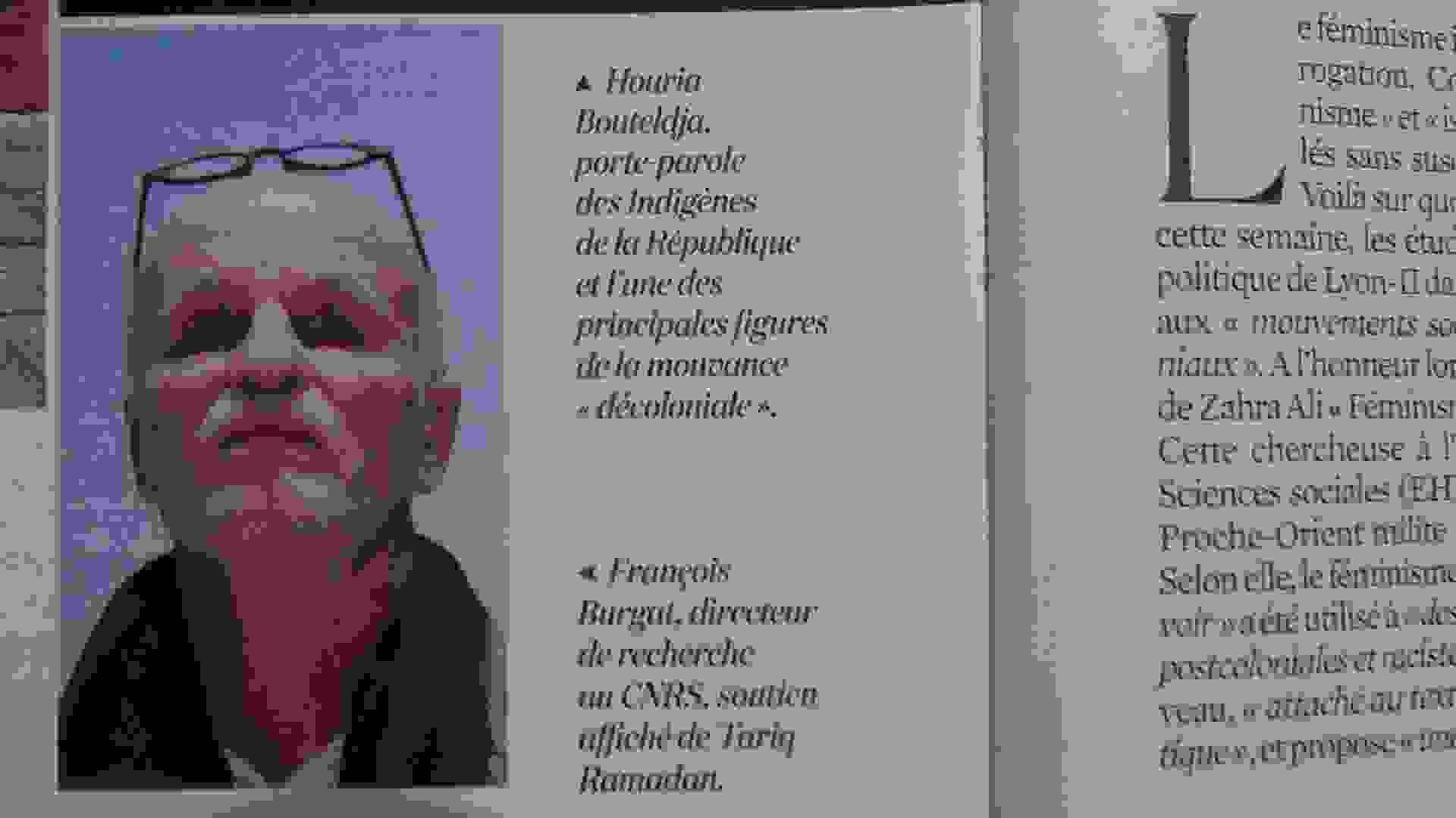 , François Burgat : Dans le collimateur de la «police de la pensée»