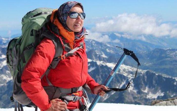 , Bouchra Baibanou, du Maghreb au sommet de l'Everest