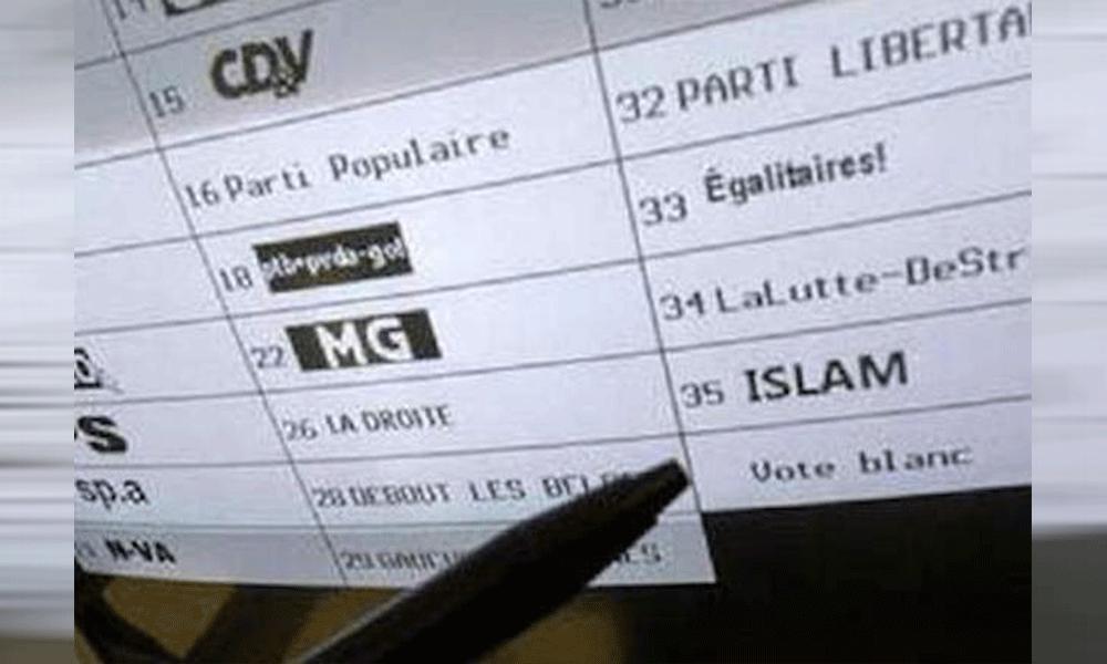 , Belgique : Islam, la provocation sinon rien ?