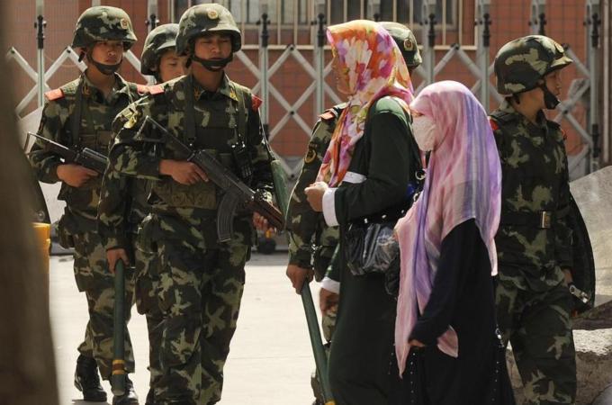 , Ouïghours : les Etats-Unis menacent la Chine