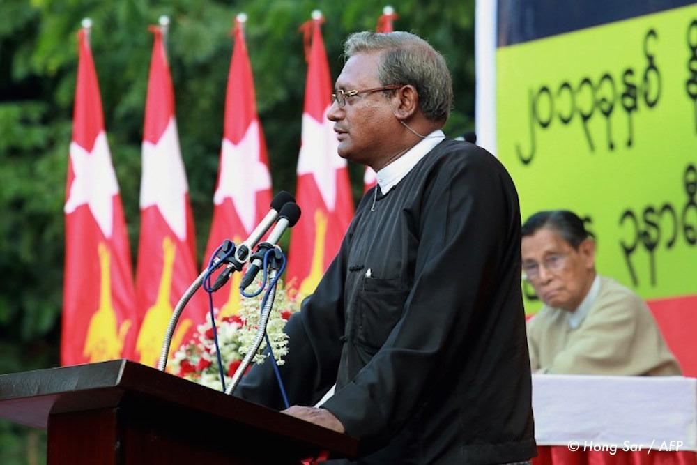, Les assassins d'un avocat musulman birman condamnés à mort