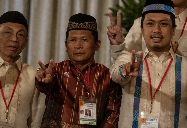 , Aux Philippines, des ex-rebelles musulmans nommés à la tête d'une région autonome