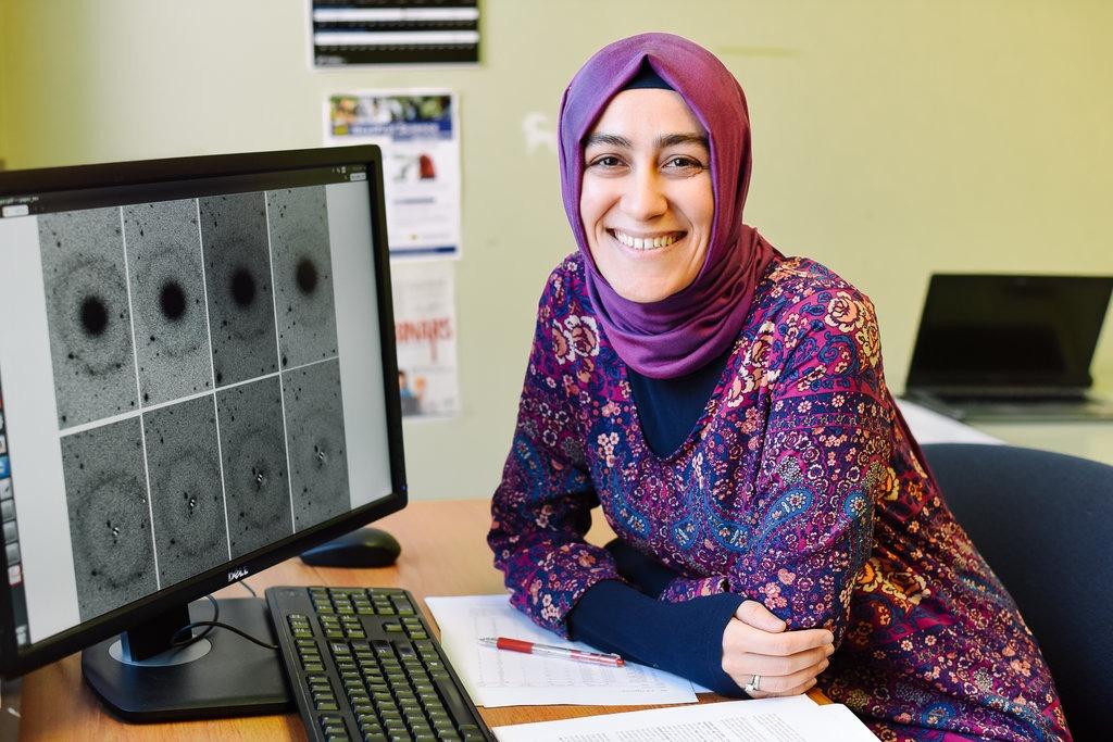 , Burçin Mutlu-Pakdil, l'astrophysicienne qui a donné son nom à une galaxie