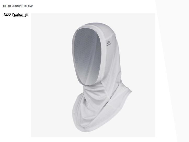 , Un hijab de sport commercialisé chez Decathlon ?