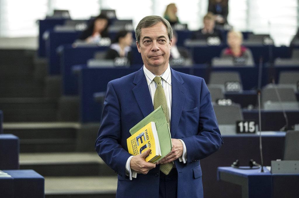 , Nigel Farage quitte l'Ukip et dénonce un parti obsédé par l'Islam