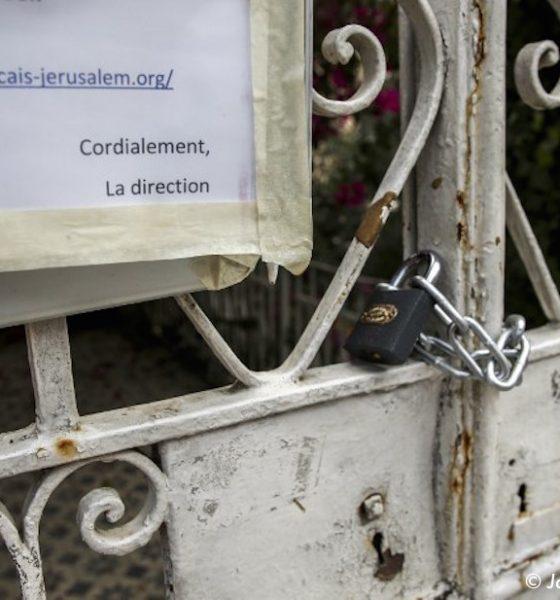 , Un centre culturel français ayant invité des artisans palestiniens censuré par Israël