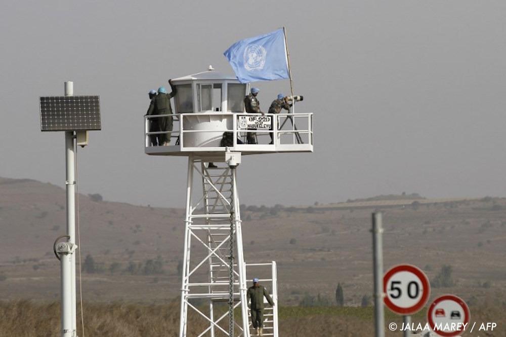 , Golan : l'ONU remet Donald Trump à sa place