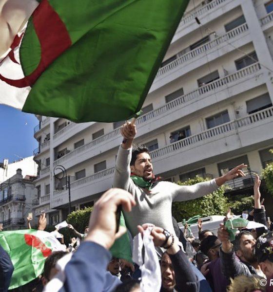 , Algérie, la féodalité contre le peuple