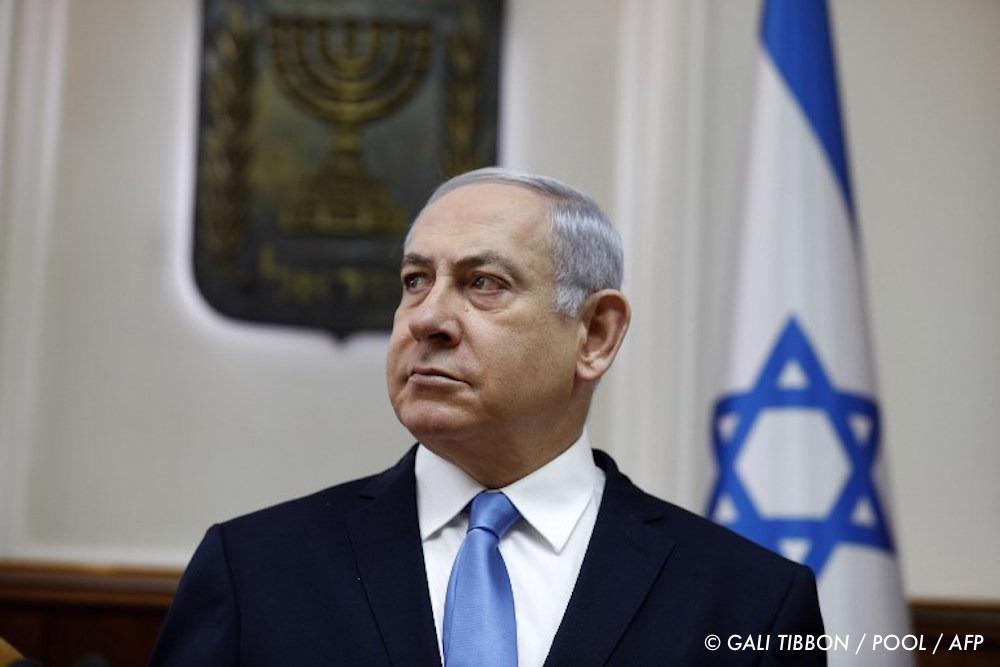 , Netanyahu annonce ses projets d'annexion en Cisjordanie