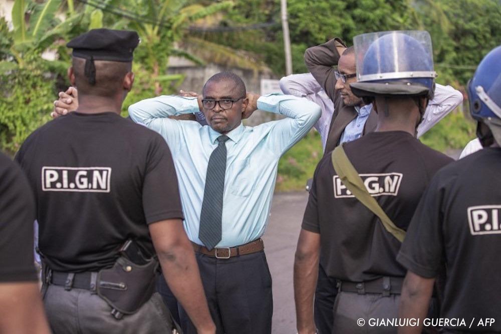 , Aux Comores, des candidats de l'opposition arrêtés