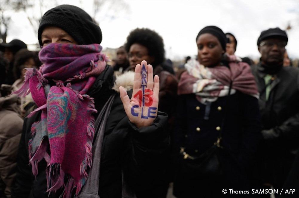 , Naissance d'un « observatoire du racisme anti-noir »