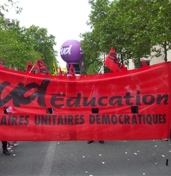 , Le syndicat Sud-Education 93 propose un stage qui fait à nouveau polémique