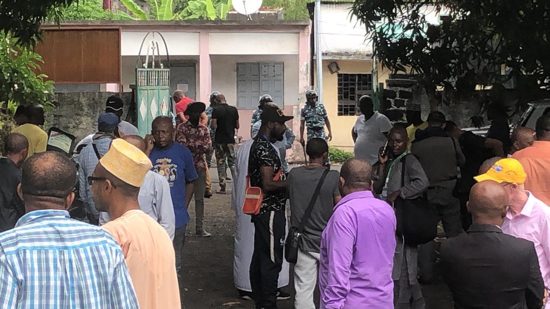 , Exclusif : aux Comores, l'opposition veut mettre un terme à l'élection présidentielle
