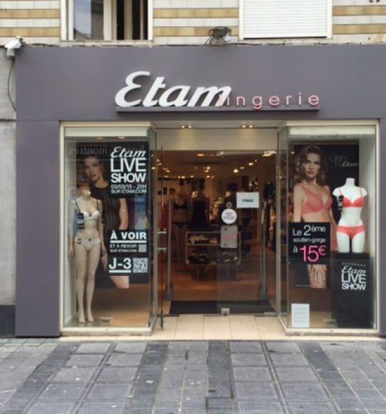 , Une responsable d'un magasin Etam mise à pied suite aux accusations de discrimination à l'embauche