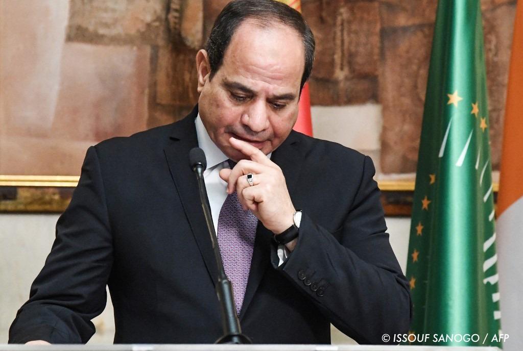 , Référendum en Egypte : Sissi fait cavalier seul